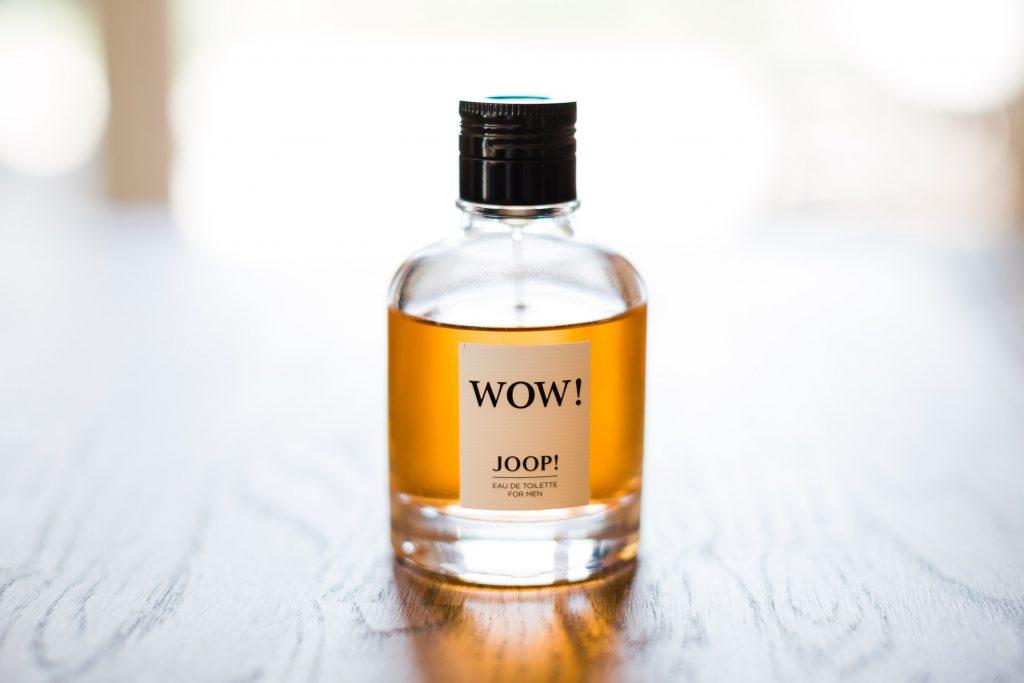 Parfümfläschchen WOW! von Joop